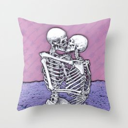 At The End Of All Things Throw Pillow