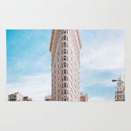 Flatiron Building New York Rug