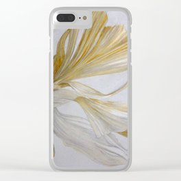 4 x 4 fanfish Clear iPhone Case
