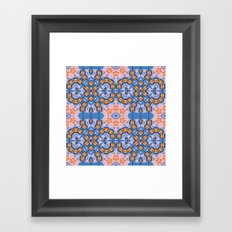 Kaleidoscope #3 Framed Art Print