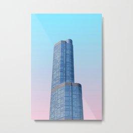 Chicago, Illinois III Metal Print