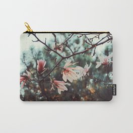 Spring Greens Carry-All Pouch
