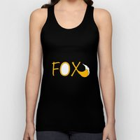 What Does The Fox Say  Unisex Tank Top
