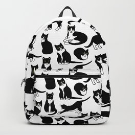 Tuxedo Cats Backpack