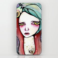 We Are All Just Star Dust iPhone & iPod Skin