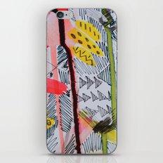 One, two, three iPhone & iPod Skin