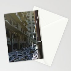 Dereliction Stationery Cards