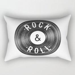 Rock & Roll Rectangular Pillow