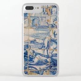 Cupid´s Arrow Clear iPhone Case