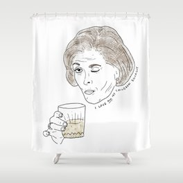 I love all my children equally. Shower Curtain
