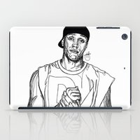 banjo iPad Cases featuring Ashley Banjo by Hollie B