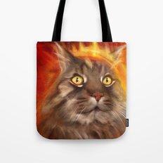 Kimba the Lionheart Tote Bag