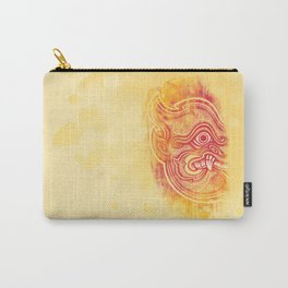 Golden Guardian Carry-All Pouch