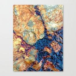 Digital Stone Design Canvas Print