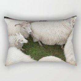 Here I come Rectangular Pillow