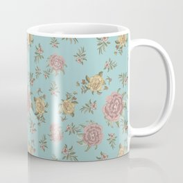 Mantón Azul Coffee Mug