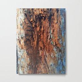 In Depth- Tree Metal Print