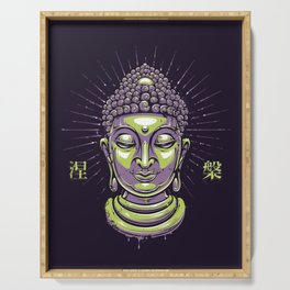 Great Buddha Serving Tray