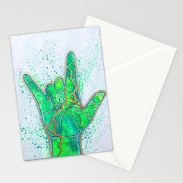 Imperfect Love Stationery Cards