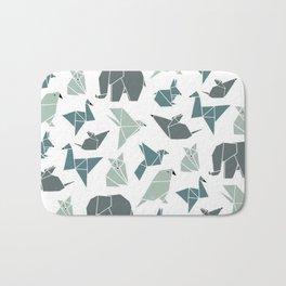 Animals pattern Bath Mat