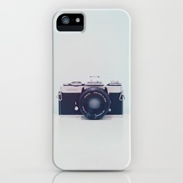 Film Camera iPhone Case