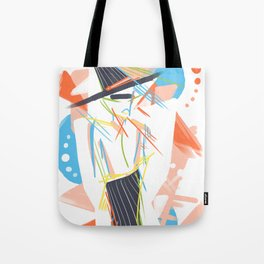 Business Witch Tote Bag