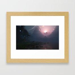 Hyperborea Framed Art Print
