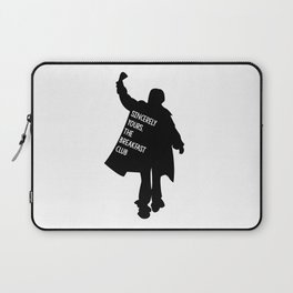 Sincerely Yours, The Breakfast Club Laptop Sleeve
