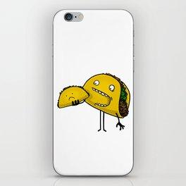 Taco Eater iPhone Skin