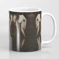 erotic Mugs featuring Love & Longing - Erotic Art by Falko Follert Art-FF77