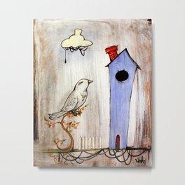 BIRD #3 Metal Print