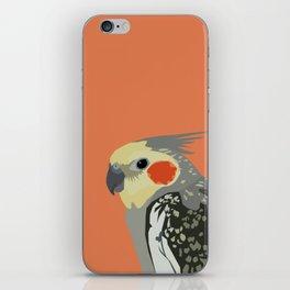 Marcus the cockatiel iPhone Skin