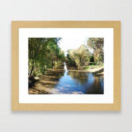 Copeland Creek 2012-11-28 Framed Art Print