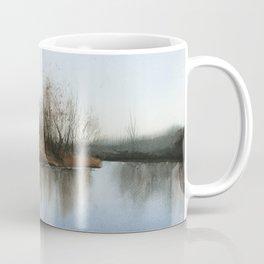 Silent Morning Coffee Mug