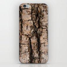 Bark aberration iPhone & iPod Skin