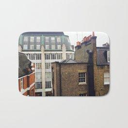 London Rooftops Bath Mat