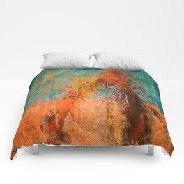 Retirantes II Comforters