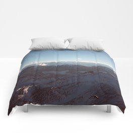 Alps Mountain Germany Color Photography Nature Comforters