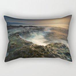 Sunrise in Cabo Cope, Aguilas, Murcia, Spain Rectangular Pillow