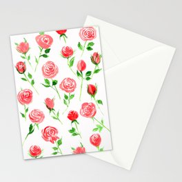 pinkroses Stationery Cards