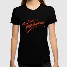 In the Neighborhood T-shirt