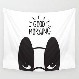 Good morning Coco Wall Tapestry