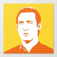 data Canvas Prints featuring Data by Matt Page
