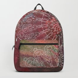 Autumn Mandala Backpack