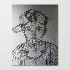 Youth Dayz Canvas Print