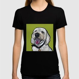 Kermit the labradoodle T-shirt