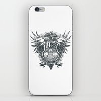 new order iPhone & iPod Skins featuring New World Order by Tshirt-Factory