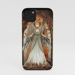 One is a Bird [ Over The Garden Wall ] iPhone Case