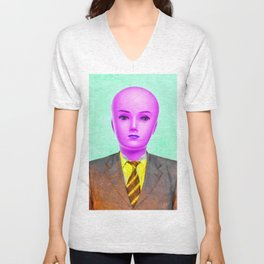 Employee of the Month Unisex V-Neck