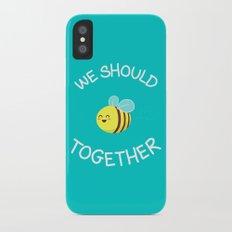 A bug's love life Slim Case iPhone X